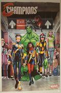 Champions Poster (2016 Marvel) ITEM#1
