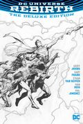 DC Universe Rebirth HC (2016 DC) The Deluxe Edition 1B-1ST