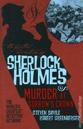 Further Adventures of Sherlock Holmes Murder at Sorrow's Crown SC (2016 Novel) 1-1ST
