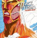 Attack on Titan Coloring Book SC (2016 Kodansha) 1-1ST