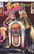 Jem and the Holograms (2015 IDW) 19SUB