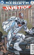 Justice League (2016) 5B