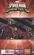 Marvel Universe Ultimate Spider-Man vs. The Sinister Six (2016) 3