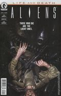Aliens Life and Death (2016 Dark Horse) 1A