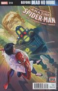 Amazing Spider-Man (2015 4th Series) 18A