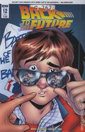 Back to the Future (2015 IDW) 12SUB