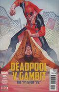 Deadpool vs. Gambit (2016) 5A