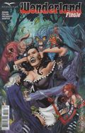 Grimm Fairy Tales Presents Wonderland (2012 Zenescope) 51A