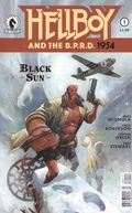 Hellboy and the B.P.R.D 1954 Black Sun (2016 Dark Horse) 1