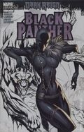 Black Panther (2009 Marvel 4th Series) 1ASKETCH