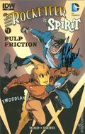 Rocketeer Spirit Pulp Friction (2013 IDW) 1DFSIGNED