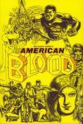 American Blood GN (2016 Fantagraphics) 1-1ST