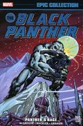 Black Panther Panther's Rage TPB (2016 Marvel) Epic Collection 1-1ST