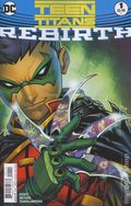 Teen Titans Rebirth (2016) 1A