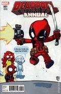 Deadpool (2015 4th Series) Annual 1C