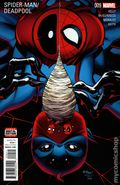 Spider-Man Deadpool (2016) 9A