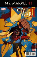 Ms. Marvel (2015 4th Series) 11A