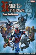 Knights of Pendragon Once and Future TPB (2010 Marvel UK) 1-1ST