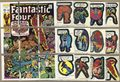 Topps Marvel Comic Book Heroes Sticker Trading Cards (1975) #SET