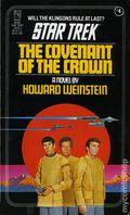 Covenant of the Crown PB (1981 Pocket Novel) A Star Trek Novel 1-REP