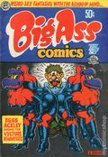 Big Ass Comics (1969-1971) Issue 1, Printing 3