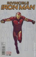 Invincible Iron Man (2015 2nd Series) 1K