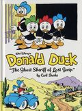 Donald Duck Ghost The Sheriff of Last Gasp HC (2016 FB) 1-1ST