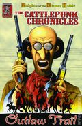 Knights of the Dinner Table Cattlepunk Chronicles TPB (2016 Kenzer) 1-1ST