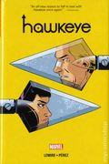 Hawkeye HC (2013-2016 Marvel NOW) By Matt Fraction and Jeff Lemire 3-1ST