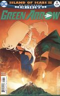 Green Arrow (2016 5th Series) 8A