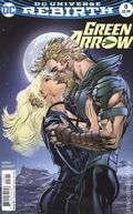 Green Arrow (2016 5th Series) 8B