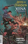 Army of Darkness Xena Forever and a Day (2016) 1A