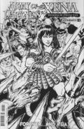 Army of Darkness Xena Forever and a Day (2016) 1E
