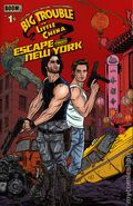 Big Trouble in Little China Escape From New York (2016) 1SUB