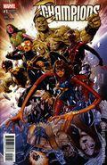 Champions (2016 Marvel) 1G