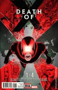Death of X (2016 Marvel) 1A