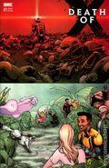 Death of X (2016 Marvel) 1B