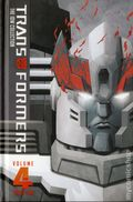 Transformers The IDW Collection HC (2014) Phase 2 4-1ST