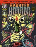 Haunted Horror: The Chilling Archives of Horror Comics HC (2013-2016 IDW) 4-1ST