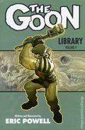 Goon HC (2015- Dark Horse) Library Edition 4-1ST