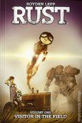 Rust TPB (2016 Archaia) By Royden Lepp 1-1ST
