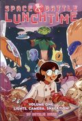 Space Battle Lunchtime TPB (2016 Oni Press) 1-1ST