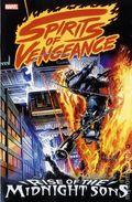 Spirits of Vengeance Rise of the Midnight Sons TPB (2016 Marvel) 1-1ST