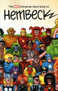 Marvel Universe According to Hembeck TPB (2016) 1-1ST