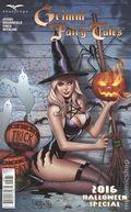 Grimm Fairy Tales Halloween Special (2009) 8C