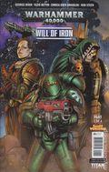 Warhammer 40000 Will of Iron (2016 Titan) 1A