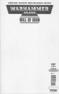 Warhammer 40000 Will of Iron (2016 Titan) 1F