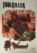 Foolkiller Poster by Dave Johnson (2016 Marvel) ITEM#1