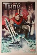 Unworthy Thor Poster by Olivier Coipel (2016 Marvel) ITEM#1