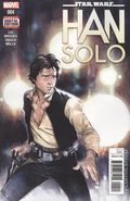 Star Wars Han Solo (2016 Marvel) 4A